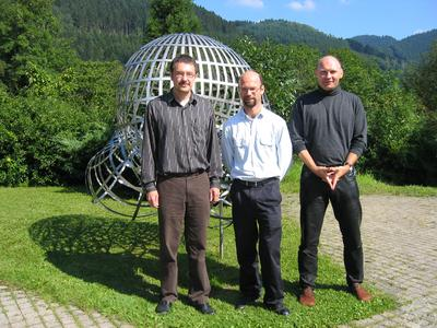 Willy Dörfler, Mark Ainsworth, Carsten Carstensen