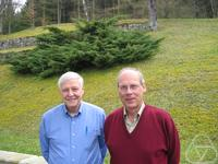 Ted J. Suffridge, Stephan Ruscheweyh