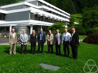 Thomas Peternell, Joachim Heinze, Ursula Gather, Peter Gritzmann, Alan T. Huckleberry, Manfred Feilmeier, Gerhard Rupprecht, Peter Preuss